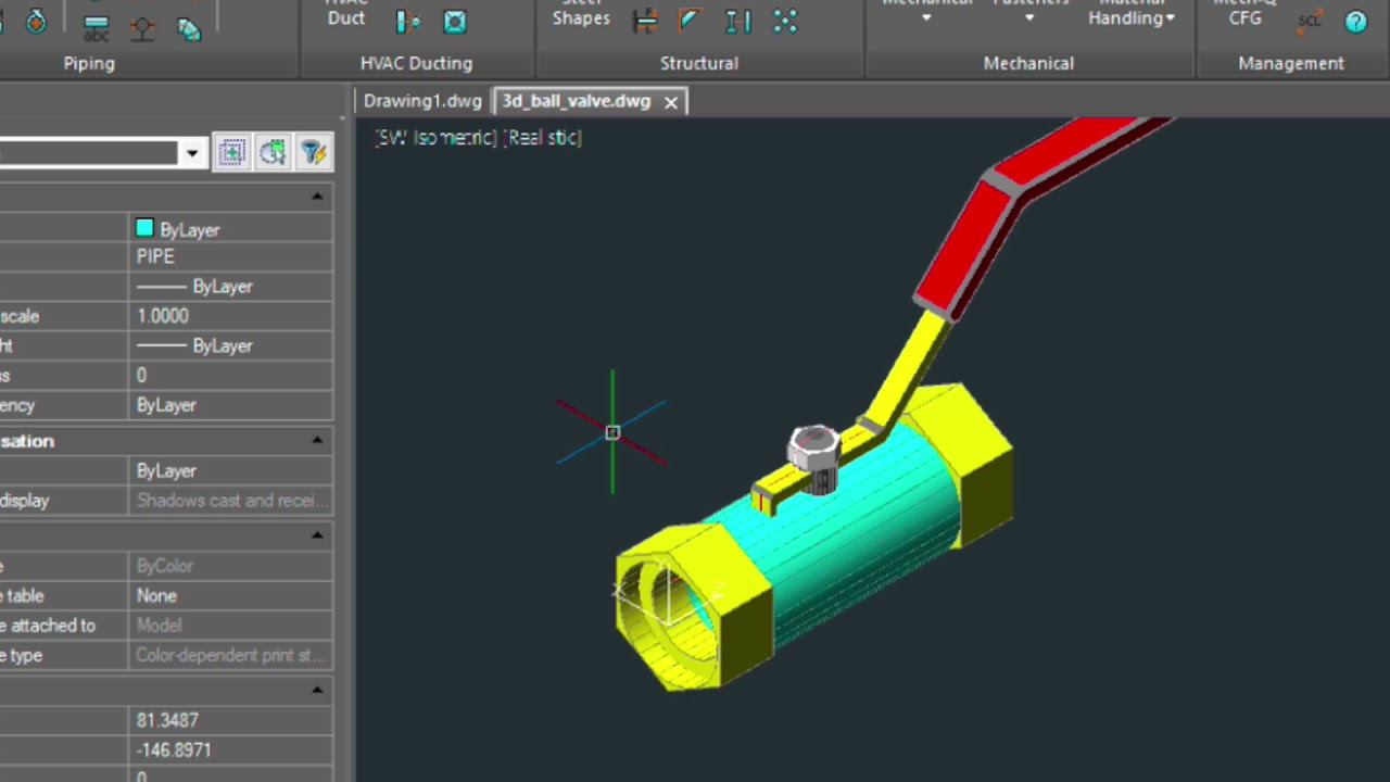 Piping software for mechanical engineers