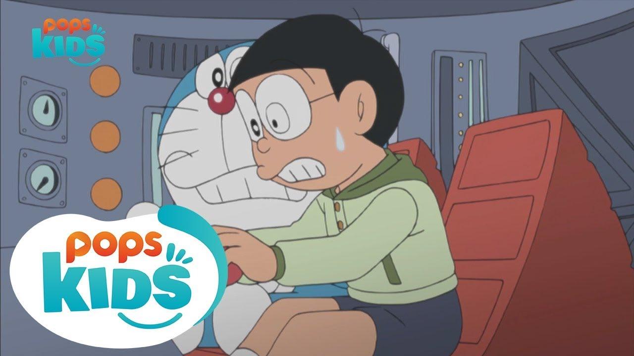 [S6] Hoạt Hình Doraemon Tiếng Việt – Đại Nổi Loạn, Đôi Tay To Lớn Của Robot Khổng Lồ