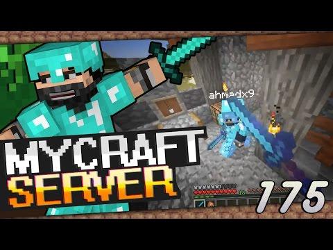 MyCraft Server S3 #175 ★ ماي كرافت ★ دث قيمز الحشيش