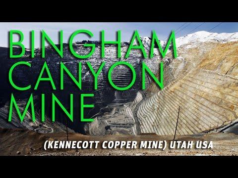 The Giant Holes: Bingham Canyon Mine, Utah USA #Vendora