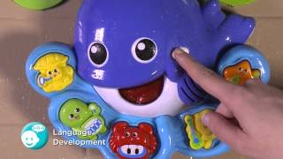 Bubbles the Learning Whale™ by VTech®