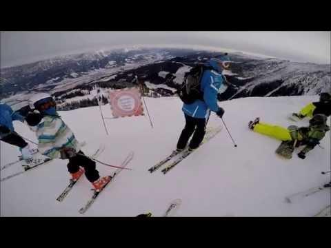 Skiing in Schladming! [Austria]