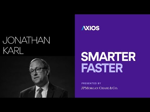 Smarter Faster: Covering Donald Trump, with Jonathan Karl