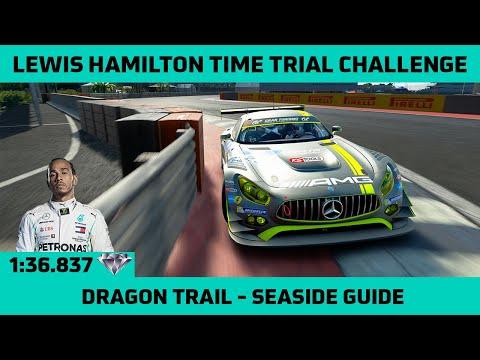 Gran Turismo Sport - Lewis Hamilton Time Trial Challenge Guide - Dragon Trail: Seaside