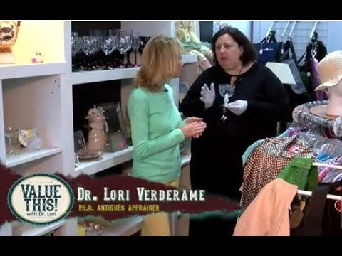 How to Find Bargains on Antique Glassware by Dr. Lori