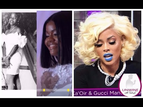 Gucci's Wife Keyshia Ka'Oir FINALLY ADMITS To Having a DAUGHTER on National Television! WATCH!