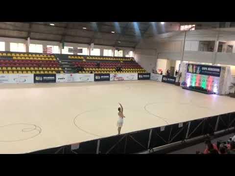 Copa Mercosul 2019 - Solo Dance Cadete Internacional