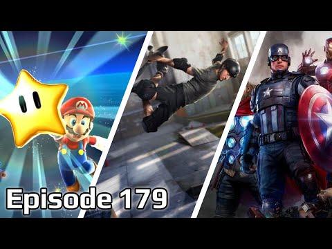 Super Mario Direct, Tony Hawk 1+2, Marvel's Avengers, Nvidia RTX 30 Series | Spawncast Ep 179