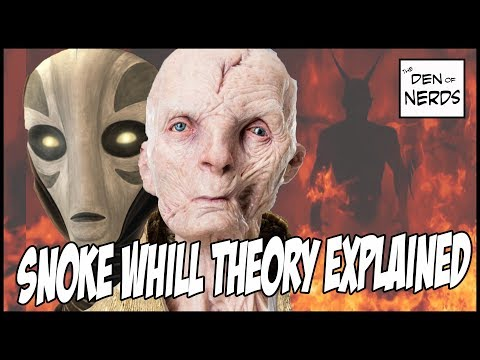 Snoke Whill Theory Explained - New Canon Evidence | Star Wars The Last Jedi