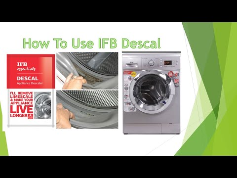 How to use IFB Descal