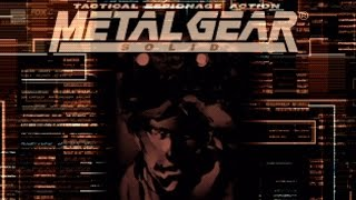 Metal Gear Solid Review