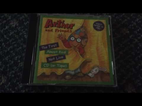 Arthur And Friends: The First Almost Real Not Live CD (or Tape): My Night Light