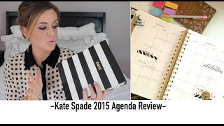 Kate Spade 2015 Agenda: Update And Review