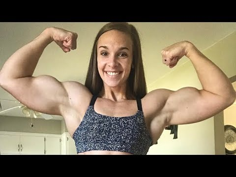 fbb ripped muscle girl workout  female fitness club