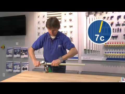 Система Ekoplastik - Как сваривать трубы и фитинги из  PPR и  PP-RCT
