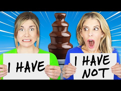 Never Have I Ever Challenge to reveal TRUTH!- Rebecca Maddie Challenges - Видео онлайн