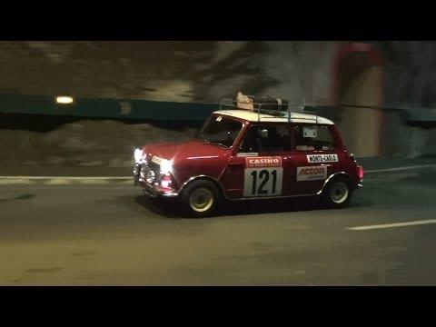 17° Rallye Monte Carlo Historique 2014 Monaco