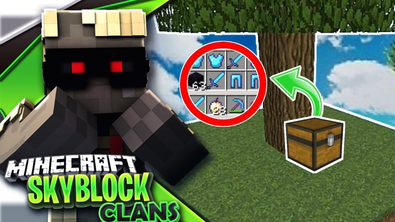 NEW UPDATE*| Minecraft PE Skyblock + Factions!?Server Let's Play#13[MCPE  1 4 0 SKYCLAN]