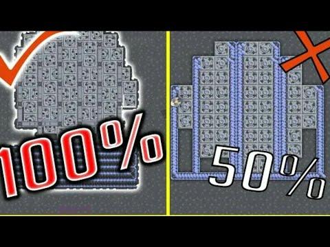 Самый быстрый бур в игре миндастри | Mindustry V4 безлимитная руда