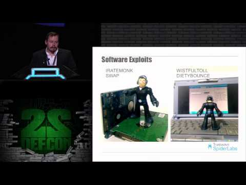 DEF CON 22 - Robert Rowley - Detecting and Defending Against a Surveillance State