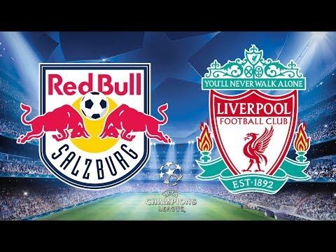 UEFA Champions League 2019/20 - Red Bull Salzburg Vs Liverpool - 10/12/19 - FIFA 20