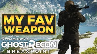 Ghost Recon: Breakpoint PVP   My Favourite Weapon - MK 14