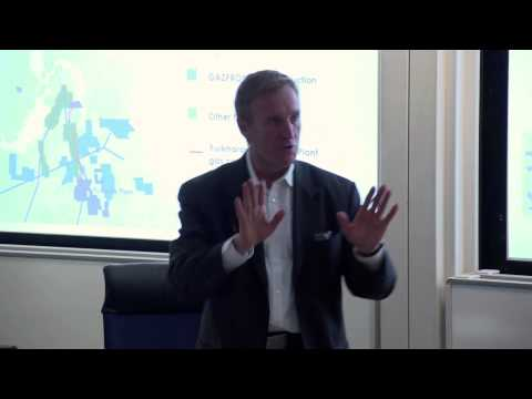 2013 - Russian and International Gas Market Outlook with Mark Gyetvay from Novatek