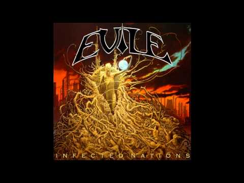 Evile - Infected Nation
