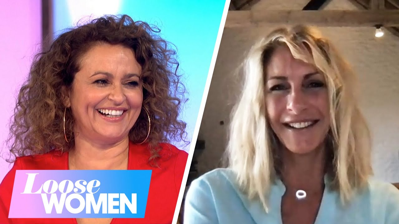 Lisa Hogan Reveals All About Clarkson's Farm & Being Part Of a Blended Family   Loose Women