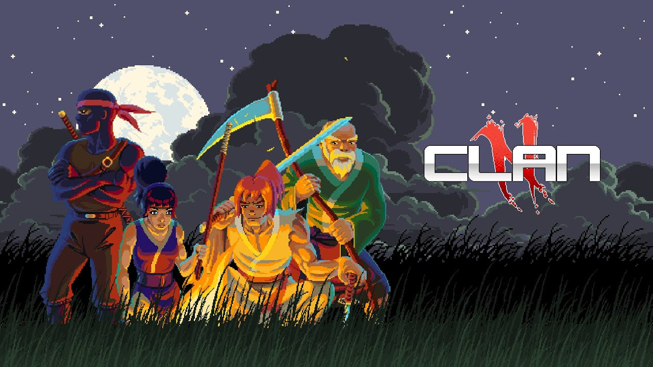 Clan N by Creamative (Mobile Promo)