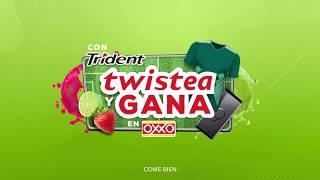 ¡Compra Trident Twist en Oxxo y llévate un Galaxy 9! thumbnail