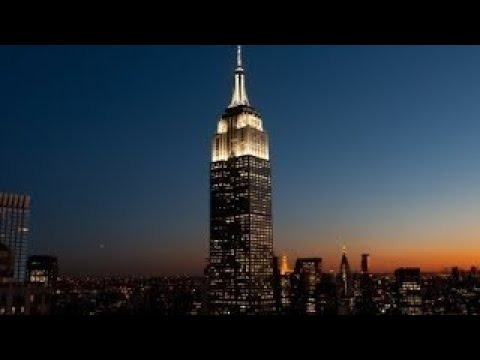 National Geographic 2017 - The Making Of Empire State Building - Mega Structure | National