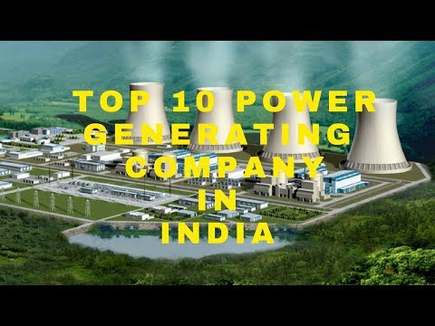 [HINDI] Top 10 Power Generating Companies in India