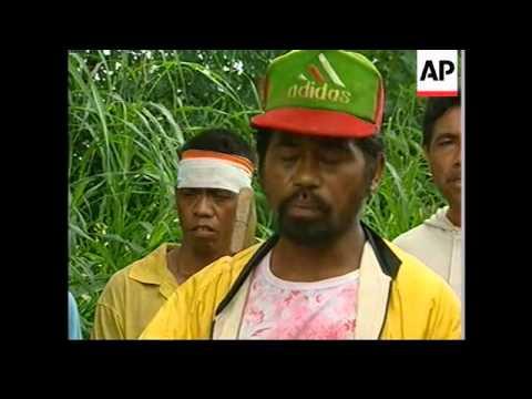 EAST TIMOR: CIVILIAN MILITIA WILLING TO DIE FOR INDONESIA