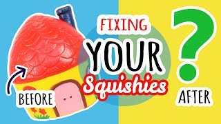 [16.78 MB] Squishy Makeover: Fixing Your Squishies #13