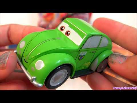 Cars 2 Wood Carla Veloso Pit Crew Cruz Besouro From Tru