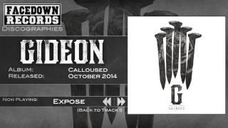 Gideon - Calloused - Expose