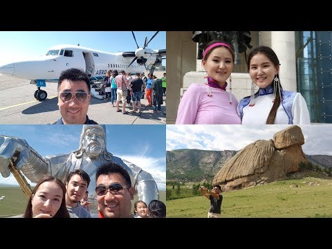 Flying Aero Mongolia and Discover UlaanBaatar, Mongolia!
