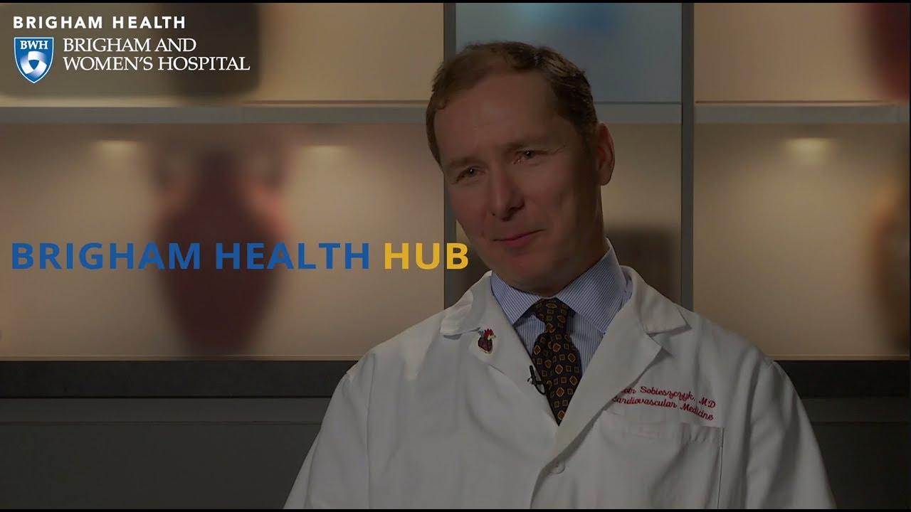 Transcatheter Heart Valve Treatment May Benefit… | Brigham