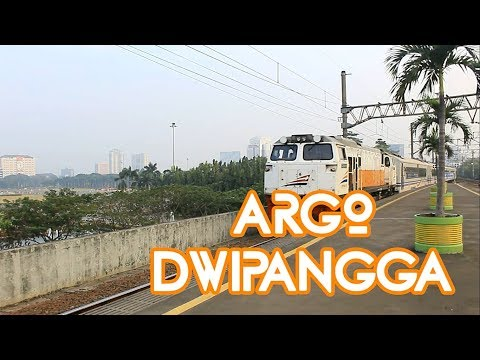 #MASDAVLOG86 | Trip Naik Kereta Argo andalan SOLO, ARGO DWIPANGGA