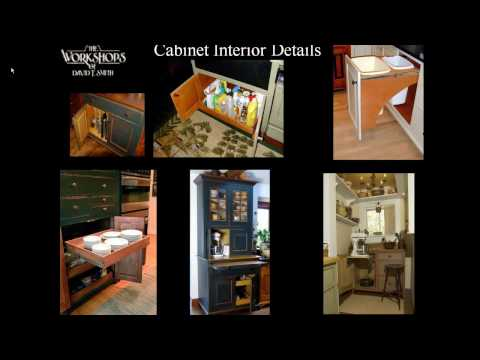 Workshops Of David T. Smith- Historic Cabinets For