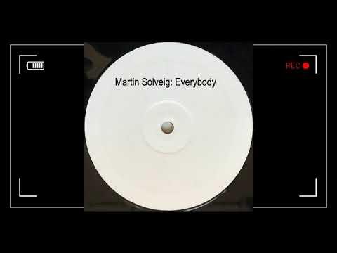 Martin Solveig - Everybody (Remix)