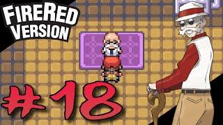 Pokemon: Fire Red - Tam Çözüm#18 : Cinnebar Salon Lideri Blaine