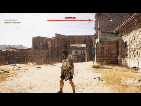 Assassin's Creed® Odyssey Daialos Fort and Theseus Armor