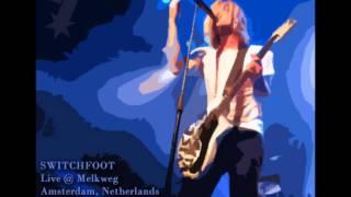 Switchfoot live @ Melkweg Amsterdam - Dark Horses