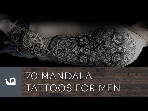 70 Mandala Tattoos For Men
