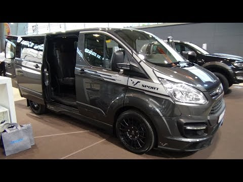 2018 ford transit custom westfalia nugget exterior an doovi. Black Bedroom Furniture Sets. Home Design Ideas