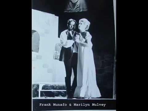 """Frank Munafo and Marilyn Mulvey """"E il sol dell'anima,"""" Rigoletto Live"""