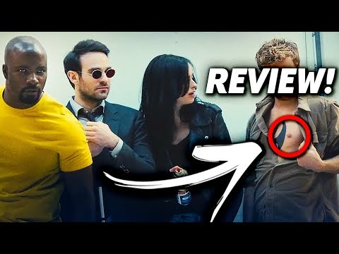 Iron Fist Ruined Marvel's DEFENDERS! (Spoiler Review) || NerdSync