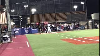 Double off the fence, Baseball Heaven
